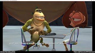 RPCS3 PS3 Emulator - Monsters vs  Aliens Ingame! OGL (e33c011) LLVM