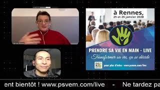 En direct avec 2 nouveaux invités du PSVEM LIVE
