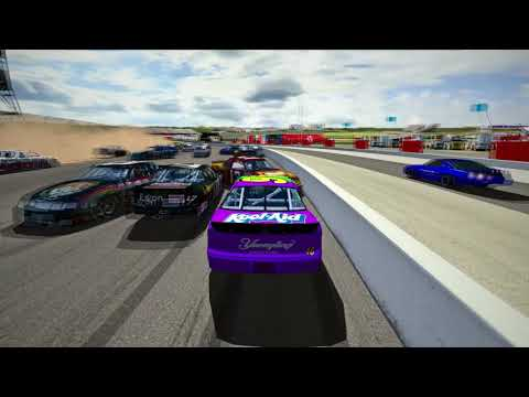 iWinston Cup Series Race 3 Highlights - RIVERSIDE INTERNATIONAL RACEWAY - NR2003