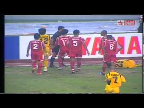 MALAYSIA  VS INDONESIA  4-0  AFF TIGER CUP 2004