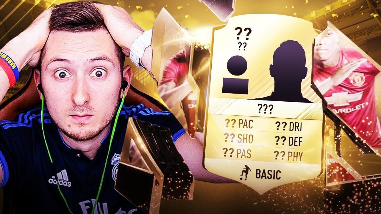 FIFA 17 – KARTY SPECJALNE TRAFIONE!