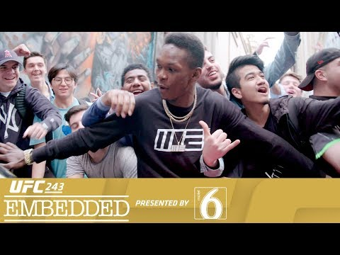UFC 243 Embedded: Vlog Series - Episode 4