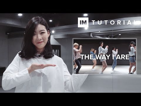 The Way I Are (Dance With Somebody) (ft. Lil Wayne) - Bebe Rexha / 1MILLION Dance Tutorial