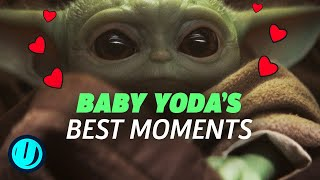 Baby Yoda's Best Moments In The Mandalorian