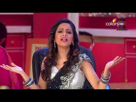 Comedy Nights With Kapil - Dharmendra, Gippy & Geeta Basra - 28th June 2015 - Full Episode
