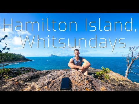 3 Months Living And Working On Hamilton Island!