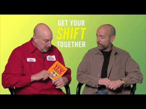 Sales Guru Jeffrey Gitomer and Steve Rizzo