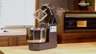 Haussler Alpha spiral dough mixer