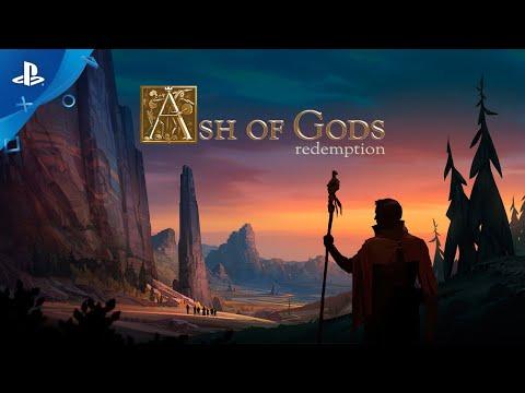 Ash Of Gods: Redemption | Релизный трейлер | PS4