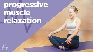 How to reduce stress with progressive muscle relaxation