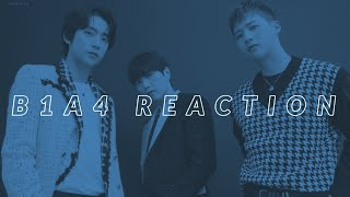 "B1A4 ""Origine"" Album Reaction"