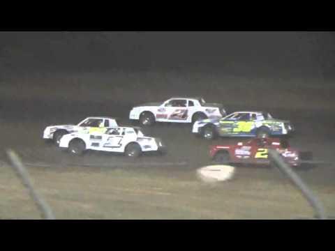 Ark La Tex speedway Factory stock A feature part 2 9/25/15