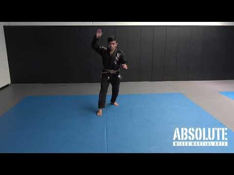 Kids BJJ White Belt - Forward Roll