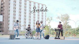 SALAH - POTRET COVER BY SARAH ft YOUMAN'S TEAM