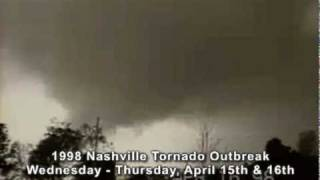 Weather History: 1998 Nashville Tornado