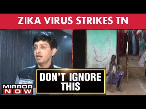 Tamil Nadu reports India's 4th case of Zika  - The News