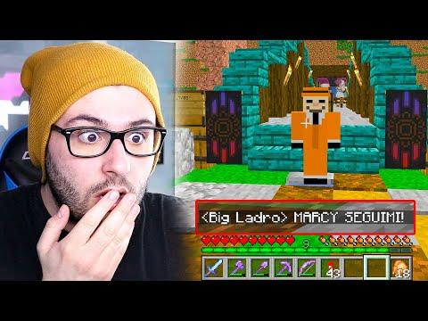 IL BIG LADRO MI HA CONTATTATO nella BIG VANILLA MA.. Minecraft ITA