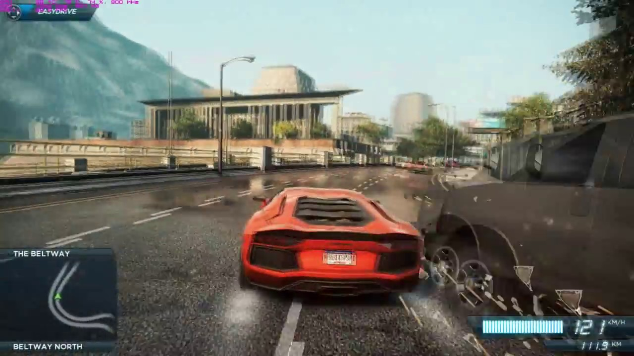 Need For Speed Most Wanted ( 2012 ) - Lamborghini ...
