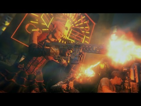 "Official Call of Duty®: Black Ops III - ""Shadows of Evil"" Zombies Reveal Trailer"