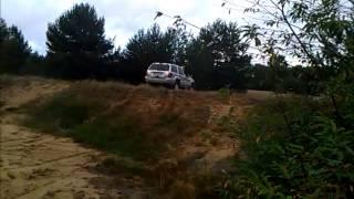 jeep grand cherokee wj offroad 1