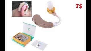 видео слуховой аппарат недорого