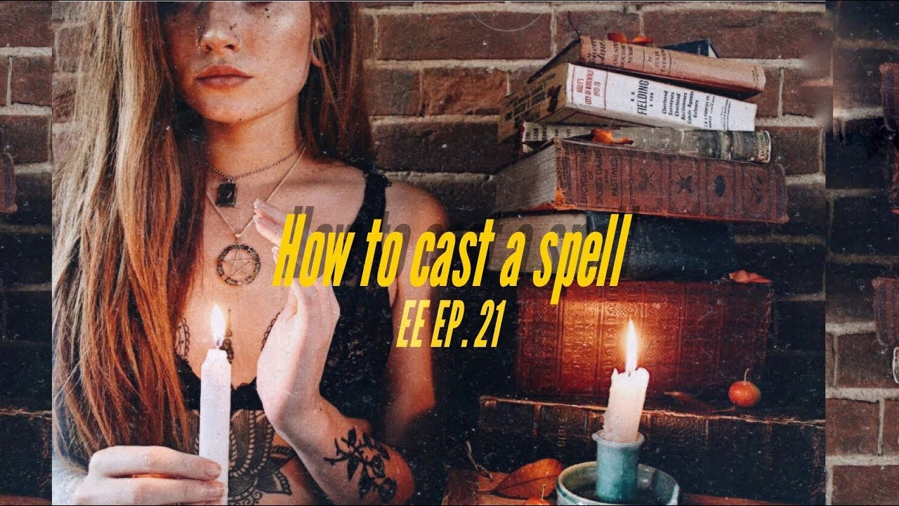 All about casting spells