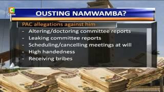 15 PAC Members Endorse Namwamba Ouster