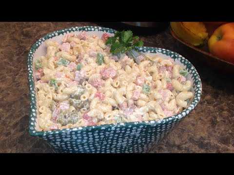 Image Result For Receta Ensalada De Coditos