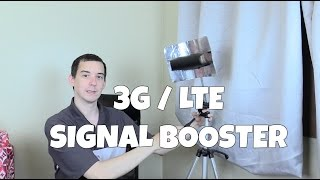 DIY 3G / LTE Signal Booster - Part 2