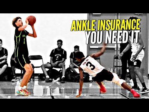 Thumbnail: LaMelo Ball Is The Ankle Bully CEO! OFFICIAL Mixtape Vol 2!! Big Ballers Summer 2017