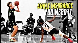 LaMelo Ball Is The Ankle Bully CEO! OFFICIAL Mixtape Vol 2!! Big Ballers Summer 2017