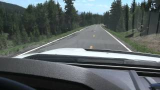 Drive around Crater Lake, OR