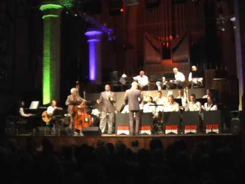Jamie Davis and Baltic Big Band