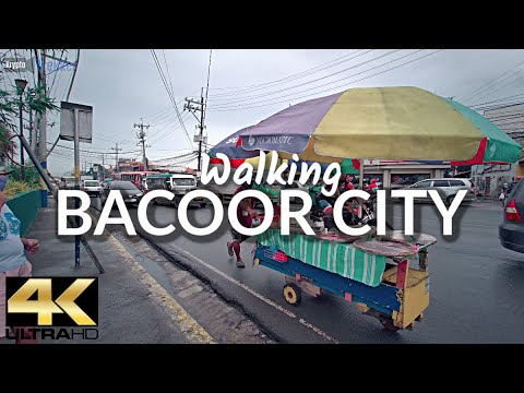 WALKING BACOOR CITY [4K]