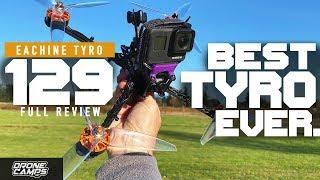 "BEST TYRO EVER! - Eachine TYRO129 7"" Gps Quad - REVIEW & FLIGHTS"