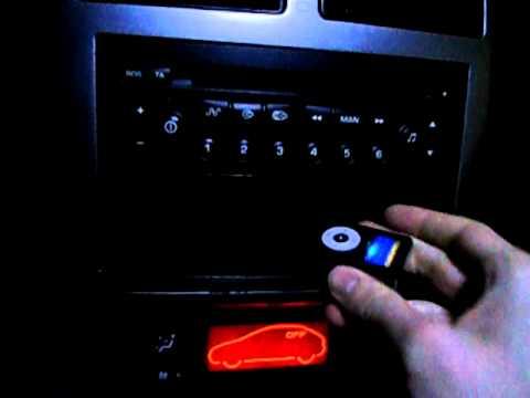 Peugeot 307 - Radio AUX