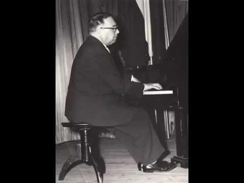 Lev Oborin plays Chopin 4 Ballades