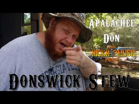 Donswick Stew With Apalachee Don