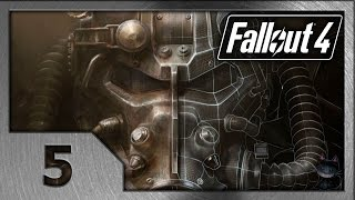 Fallout 4. Прохождение 5 . Самый милый пес.