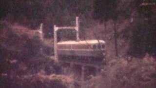叡山電鉄鞍馬線(京福電鉄) 1978/11/19