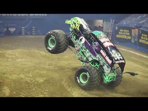 Omaha, NE Highlights | Monster Jam 2019