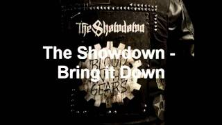 Watch Showdown Bring It Down video