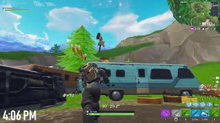 La foudre fortnite Rift se renforce