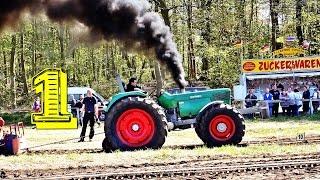 #1 Trecker Treck Schafstedt ab 4,5t Bauern bis 7,5t Standard S Full Class