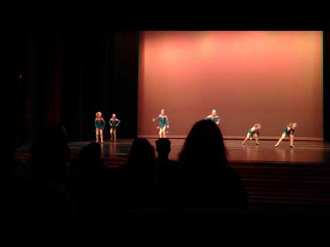 dance recital 2013 - tap