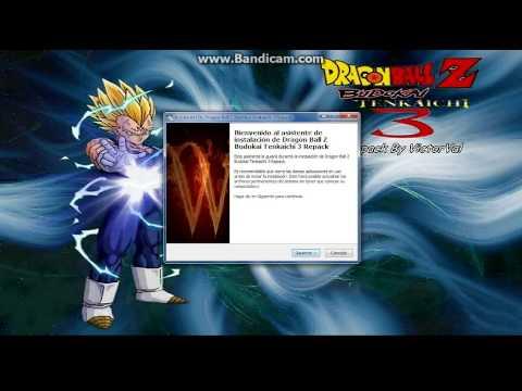 dragon ball z budokai tenkaichi 3 download for pcsx2