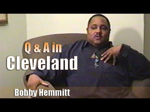 Bobby Hemmitt | Q&A in Cleveland