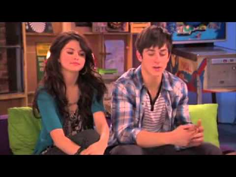 Wizards of Waverly Place The Movie~ Fan Interview with Selena Gomez and David Henrie