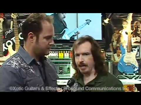 NAMM2010 Booth Interview