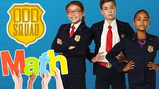 Math for kids - Odd Squad Full video game for childrens - PBS kids games